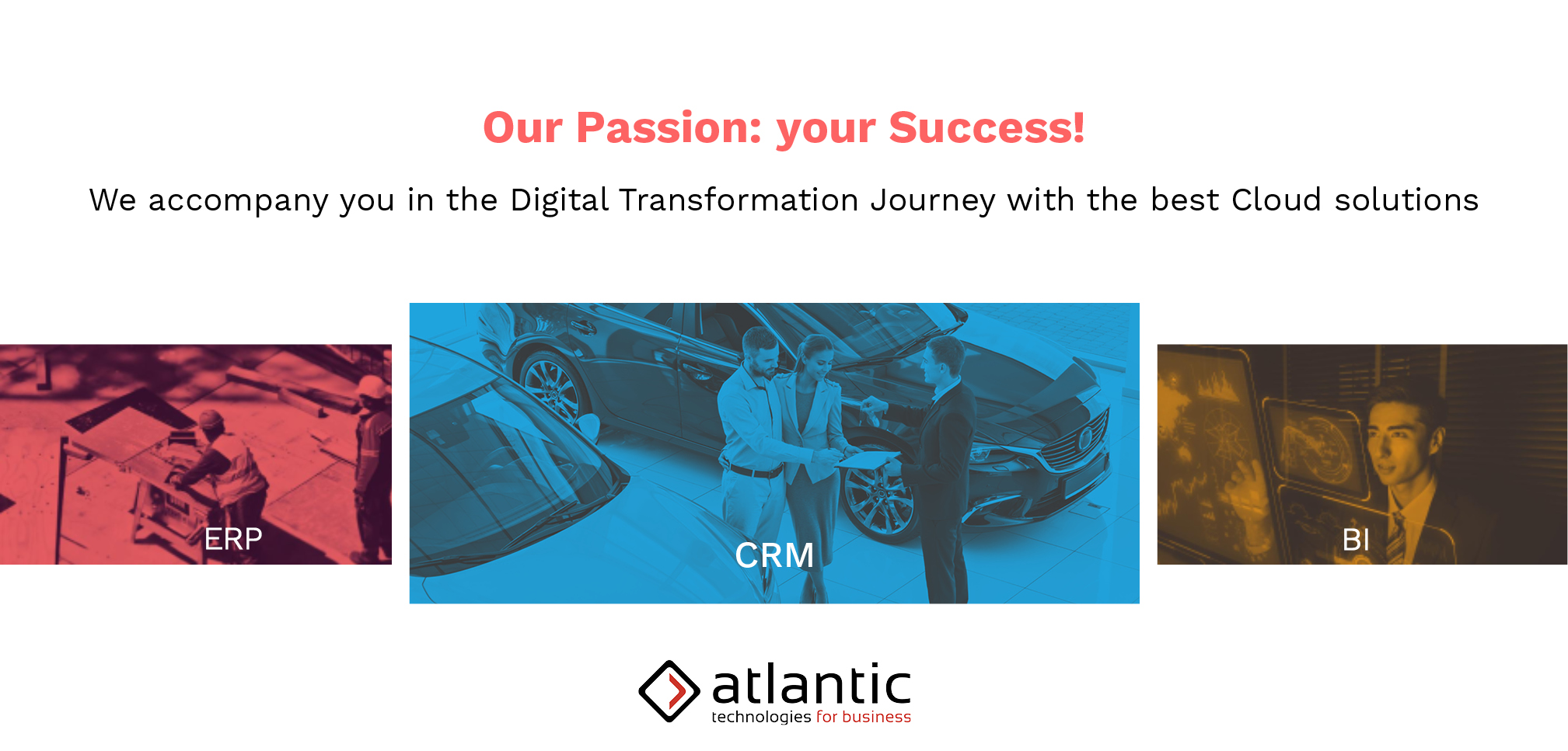 Atlantic Technologies Welcome