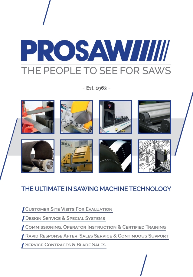 Prosaw The People to See for Saws