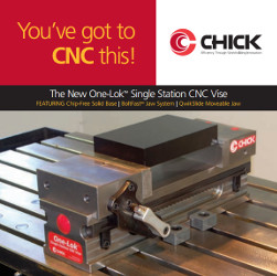 Chick One-Lok CNC Vice