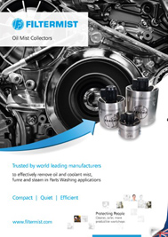Parts washing brochure cover