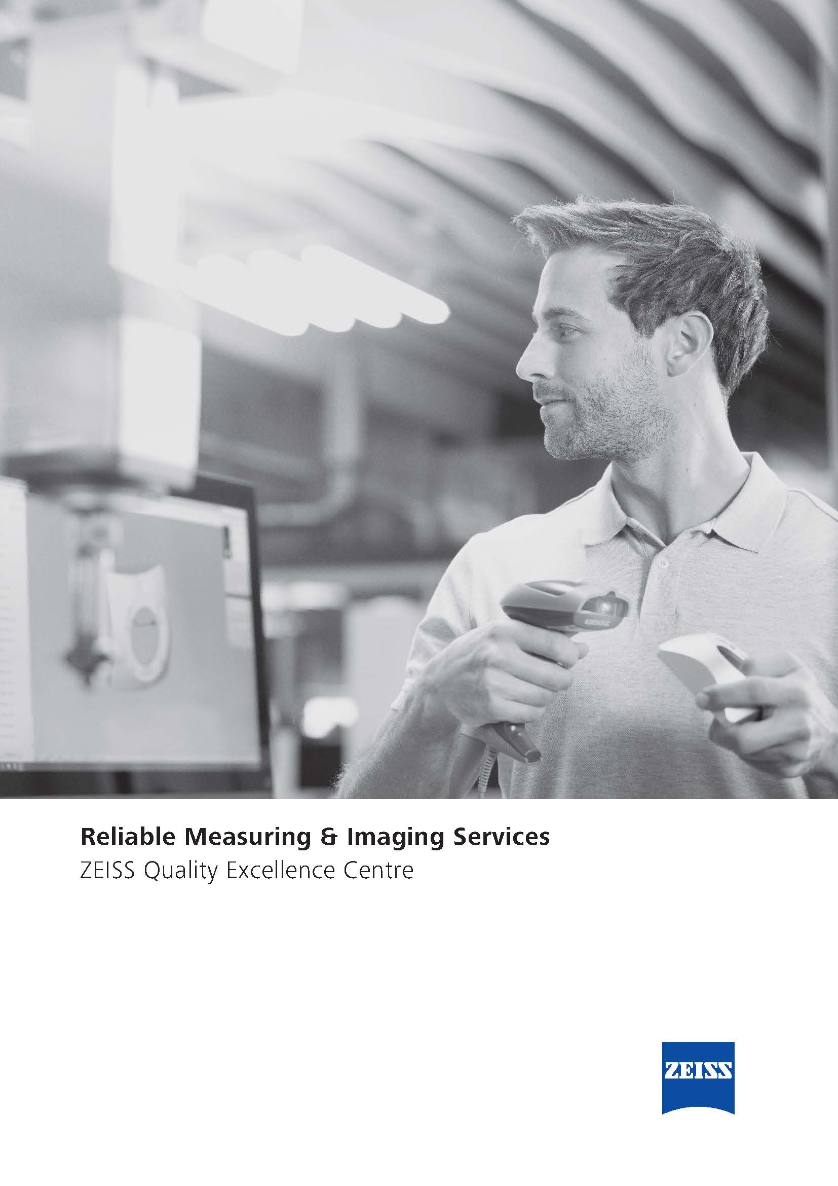 Reliable Measuring & Imaging Services - ZEISS UK Quality Excellence Centre