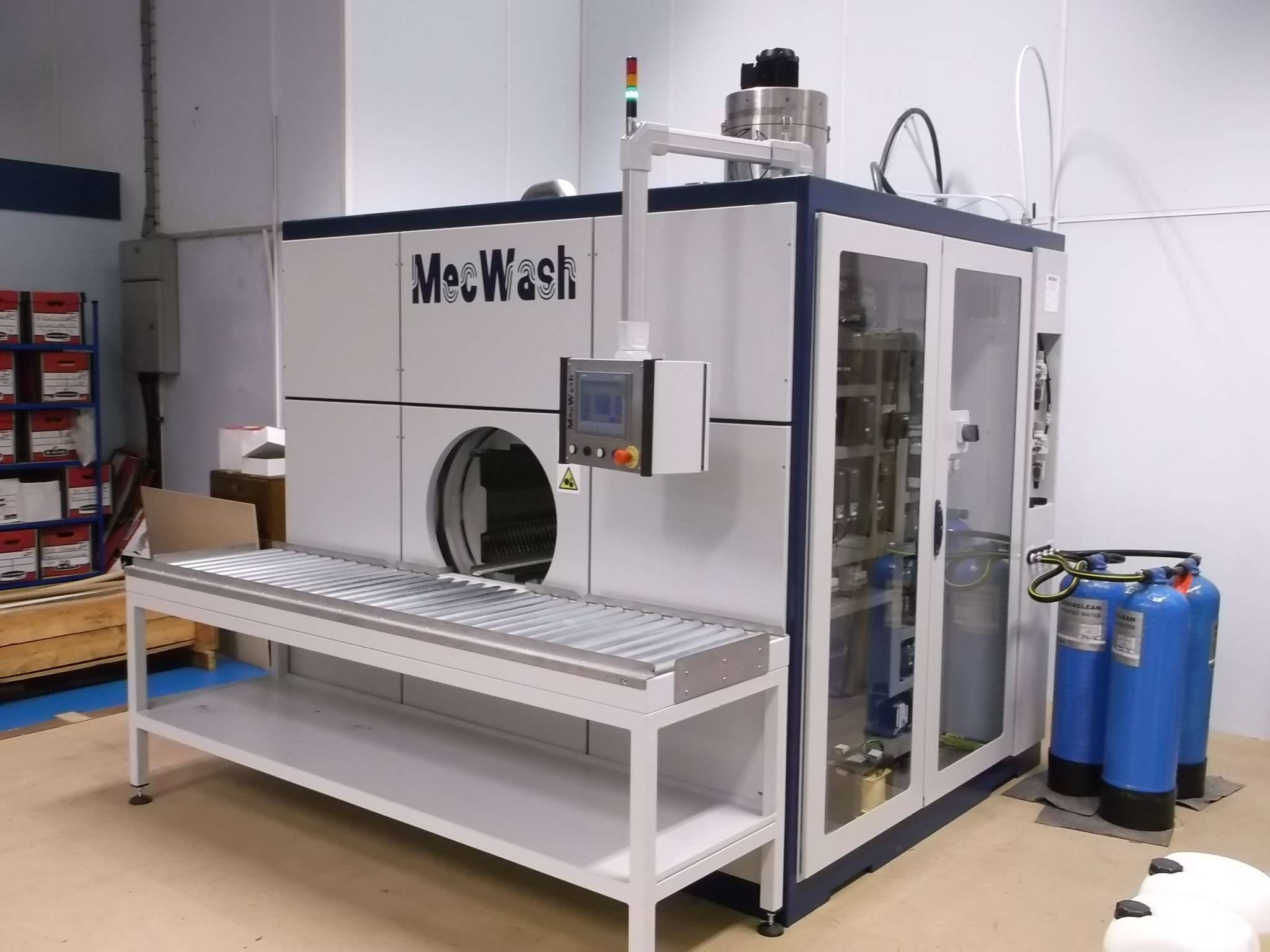 MecWash MWX400