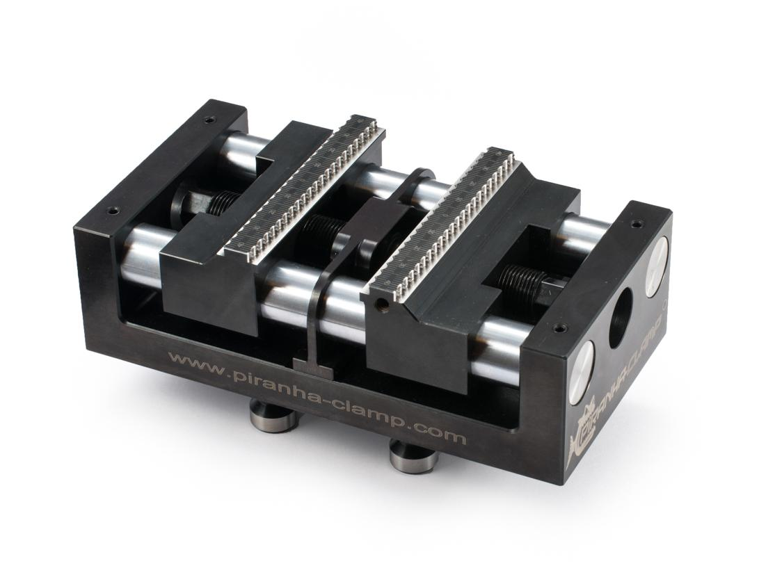 Piranha Clamp centering vise