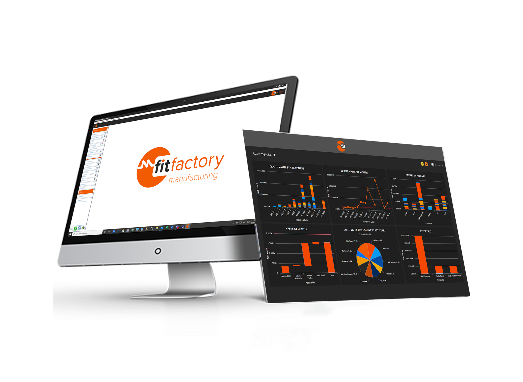 fitfactory manufacturing ERP