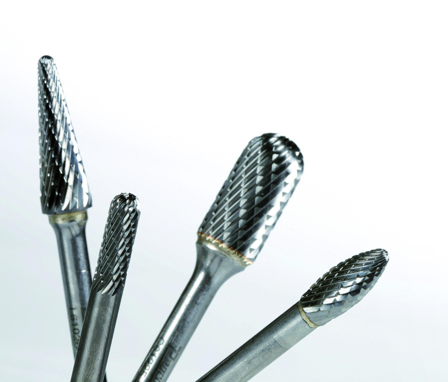 Carbide Burrs are great for removing scale and rust from stainless steel, steel and other materials. Abrasive Finishing Systems UK