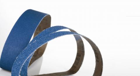 Cibo Abrasives Cloth Belts For Grinding, Blending, Finishing and Polishing metals and surfaces. Abrasive Finishing Systems UK